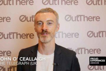 John O'Ceallaigh, The Telegraph