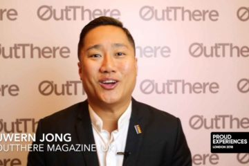 Uwern Jong, OutThere magazine
