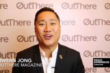 Uwern Jong, OutThere magazine