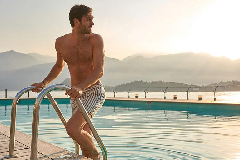 The reprise, Hotel Gran Tremezzo, Lake Como, Italy