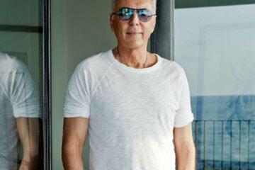 Portrait of Ilan Pivko, Tel Aviv, Israel
