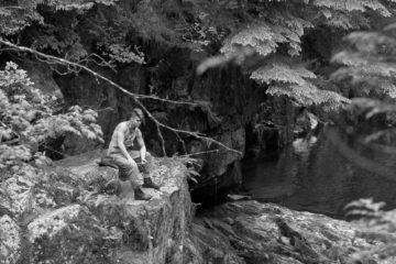 Narcissus Lost, British Columbia, Canada