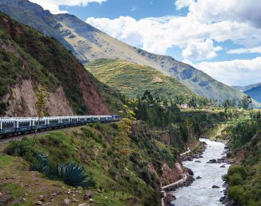 Belmond Andean Explorer, Arequipa, Cusco, Peru