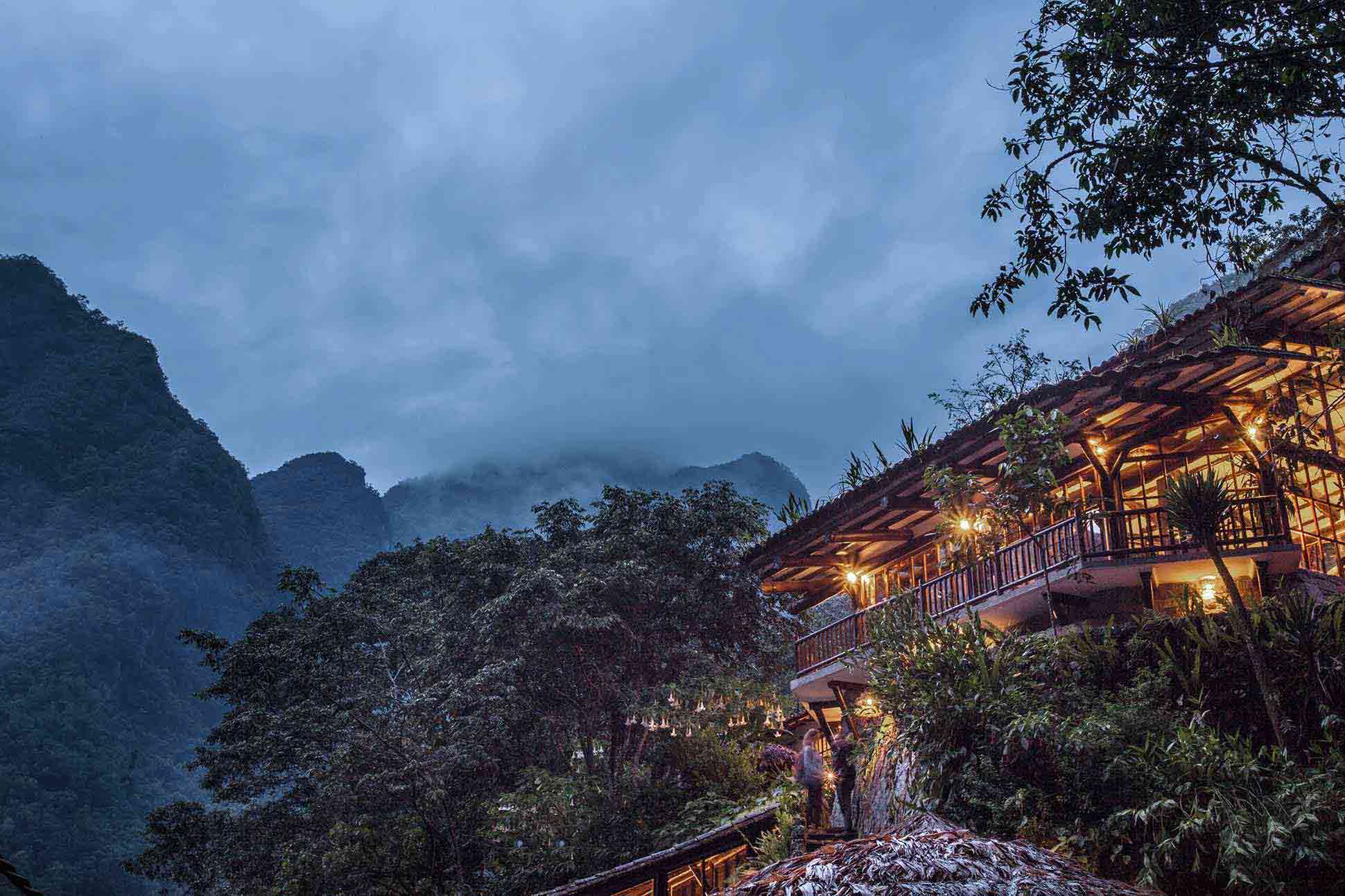 Paying it forward: <br>Eco-conscious travel, featuring Jose Koechlin, Inkaterra