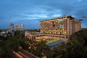 Exterior of ITC Gardenia – A Luxury Collection Hotel, Bengaluru, India