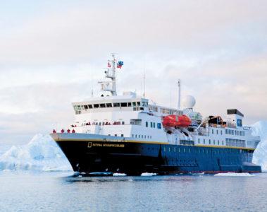 National Geographic Explorer, Antarctica