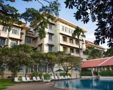 Raffles Hotel Le Royal, Phnom Penh, Cambodia