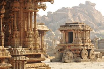 Anegundi, India