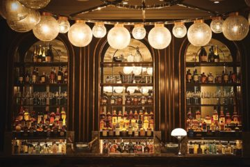 Belmond Cadogan's iconic bar
