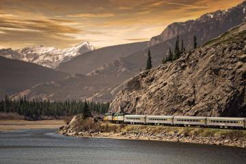 Photography courtesy of Via Rail