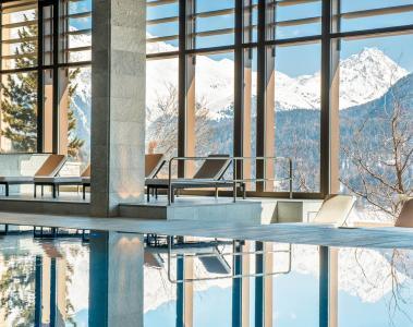 Kulm Hotel St. Moritz, Switzerland
