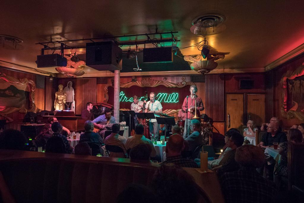 The Green Mill Jazz Bar, Uptown, Chicago
