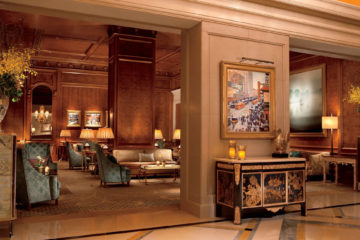 The Ritz Carlton, New York, USA