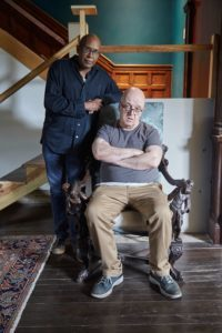 James Fenton,Darryl Pinckney New York, USA