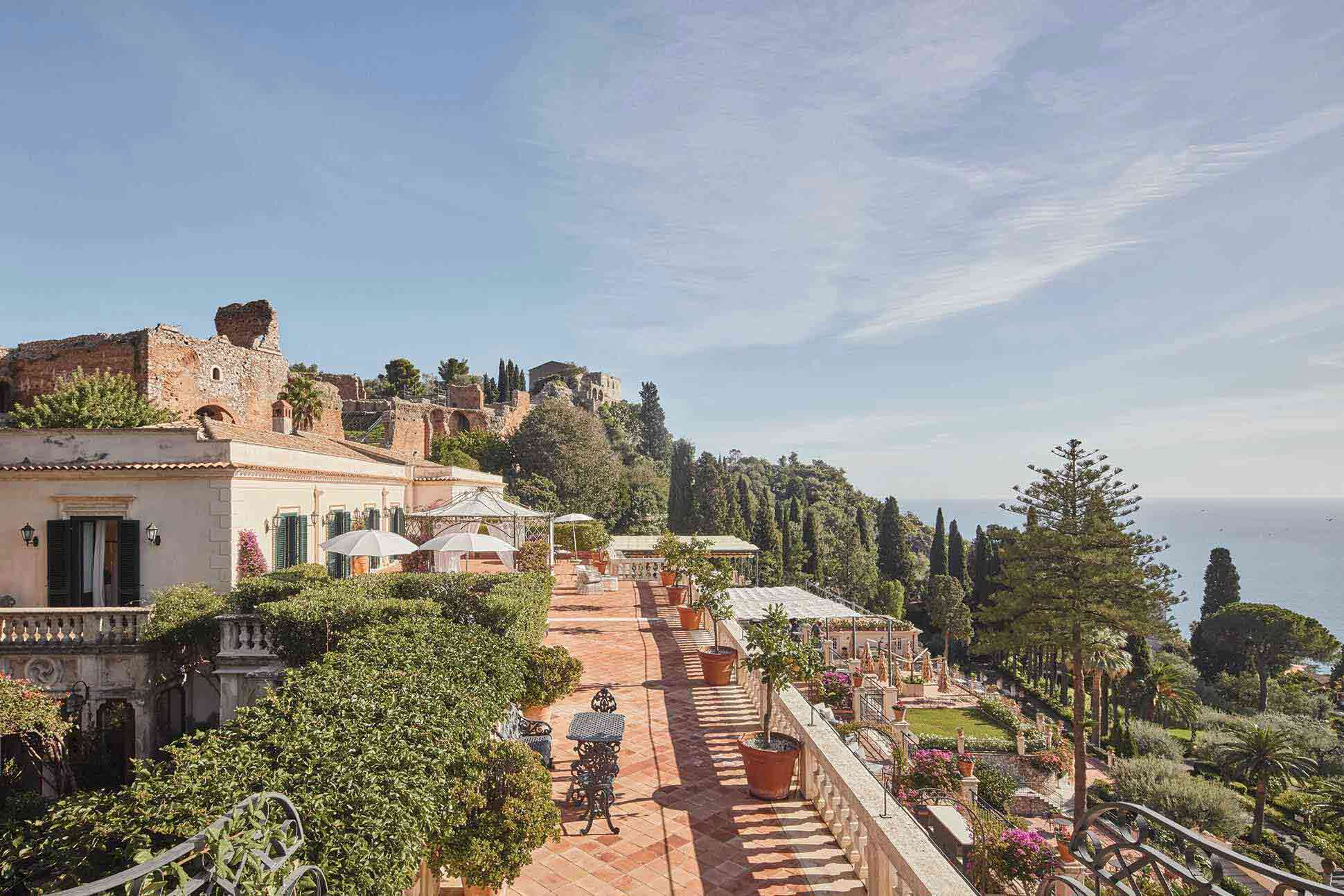 Belmond Grand Hotel Timeo, Sicily, Italy