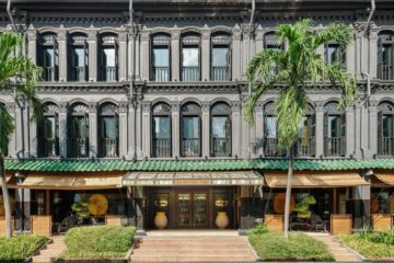 Duxton Reserve Singapore, Autograph Collection exterior
