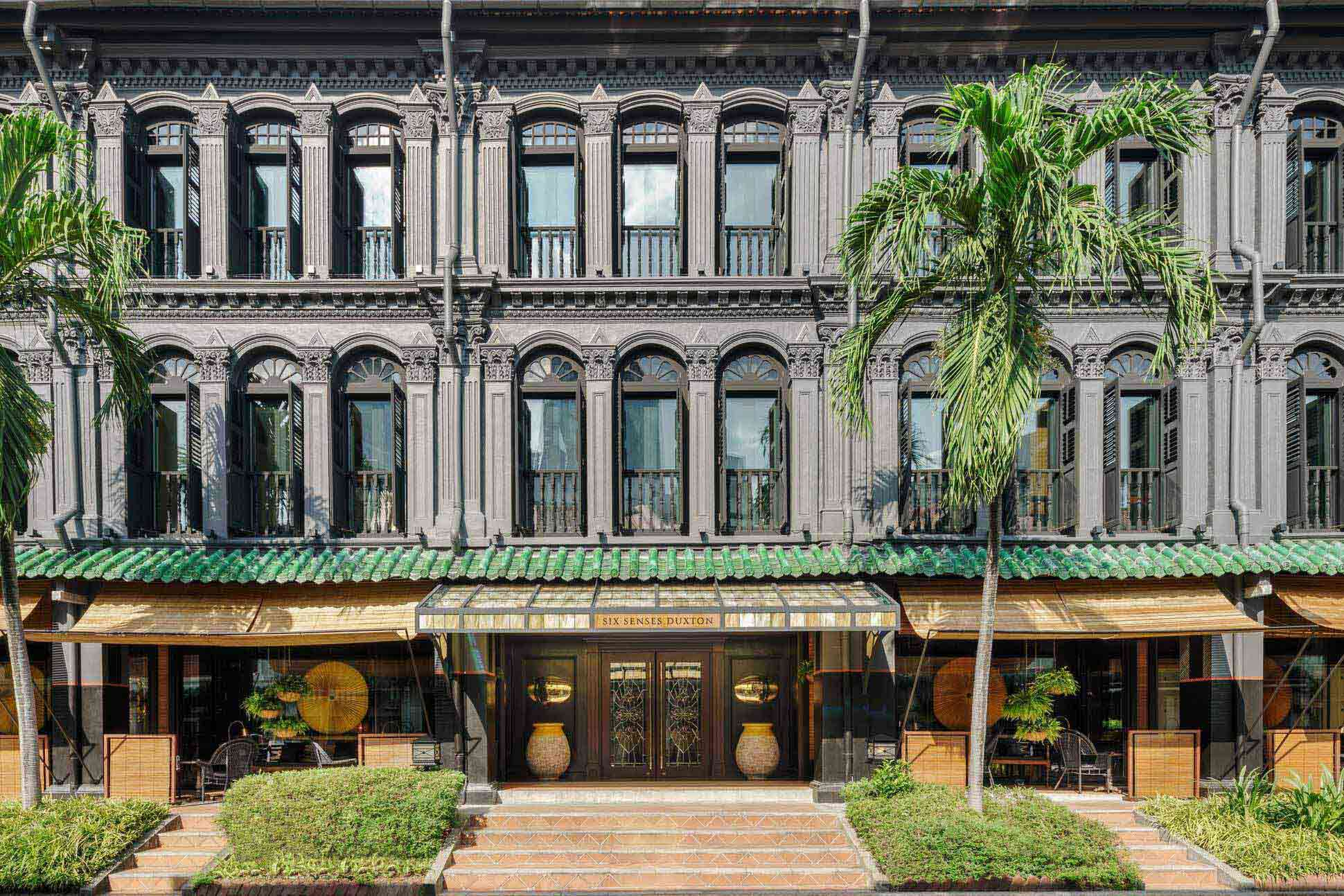 Duxton Reserve, Autograph Collection <br> Singapore