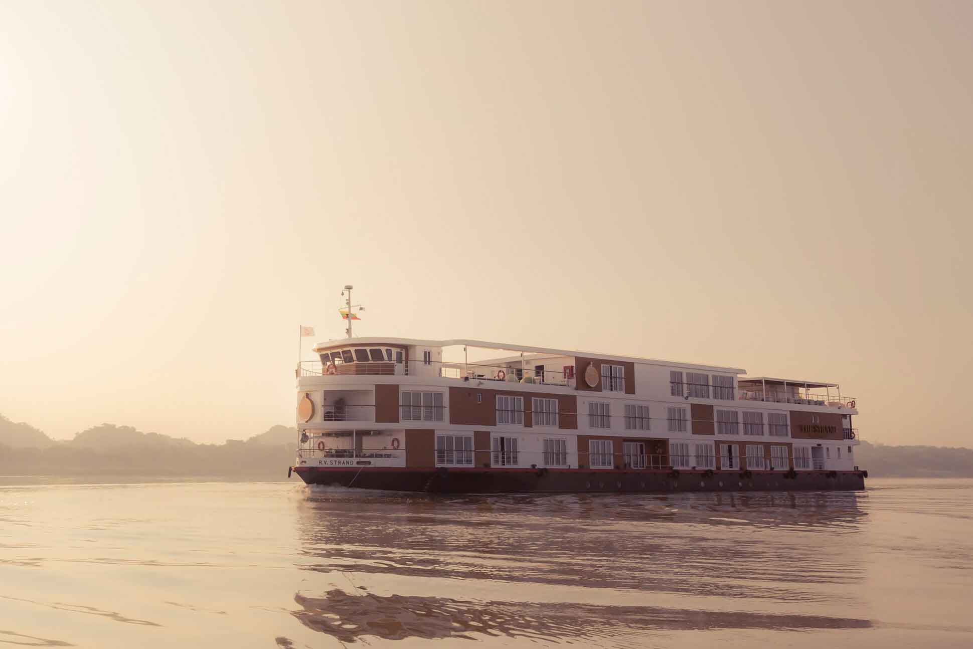 The Strand Cruise Mandalay, Myanmar | Out There magazine