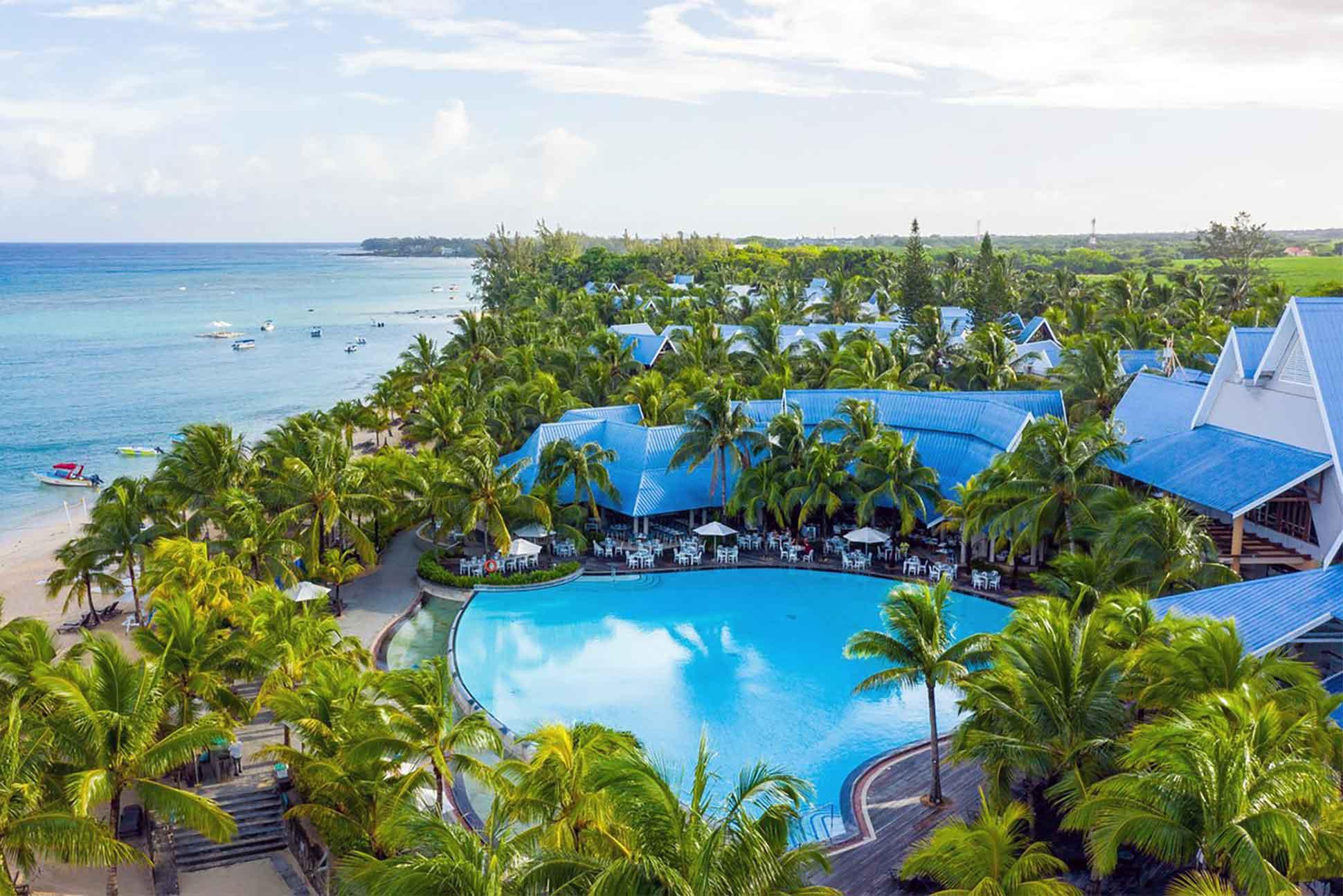 Beachcomber Victoria Resort & Spa, Mauritius