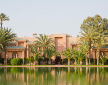 Exterior of Amanjena by Aman Resorts, Marrakech