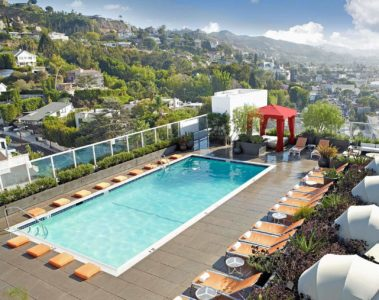 Andaz, West Hollywood, Los Angeles, California, USA
