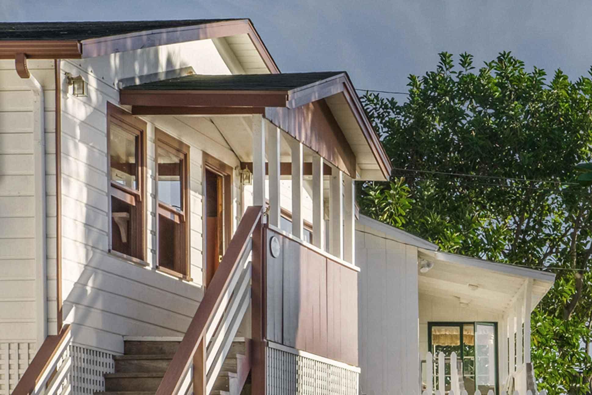 Crystal Cove Cottages, Newport Coast, California, USA