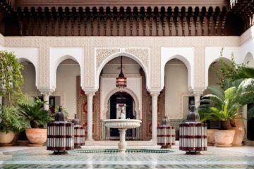 La Mamounia, Marrakech, Morocco
