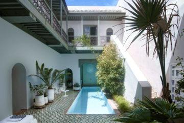 Mena, Marrakech, Morocco