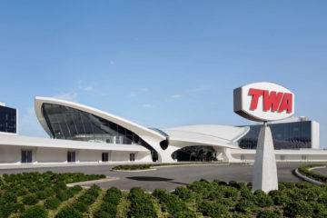 TWA Hotel, JFK Airport, New York City, USA