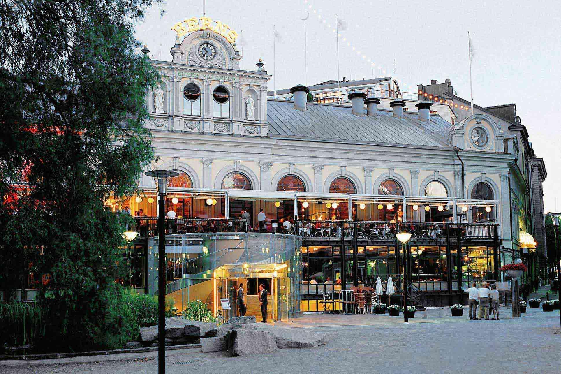Berns, Stockholm, Sweden
