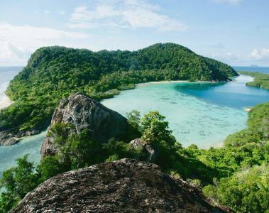 Bawah Reserve, Anambas Islands, Indonesia