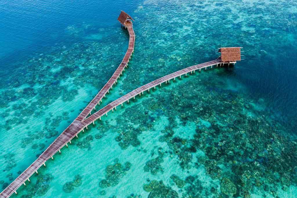 Bawah Reserve, Anambas Islands, Indonesia –private island retreat