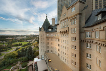 Fairmont Hotel Macdonald, Edmonton, Alberta, Canada