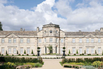 Grantley Hall, Yorkshire, United Kingdom