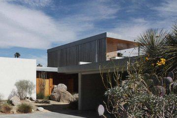Desert modern, Palm Springs, USA