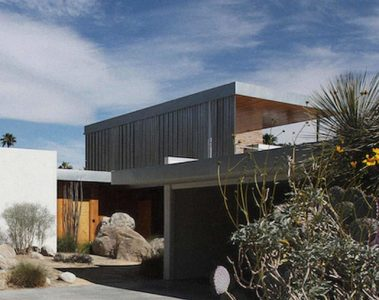 Desert modern, Palm Springs, USA