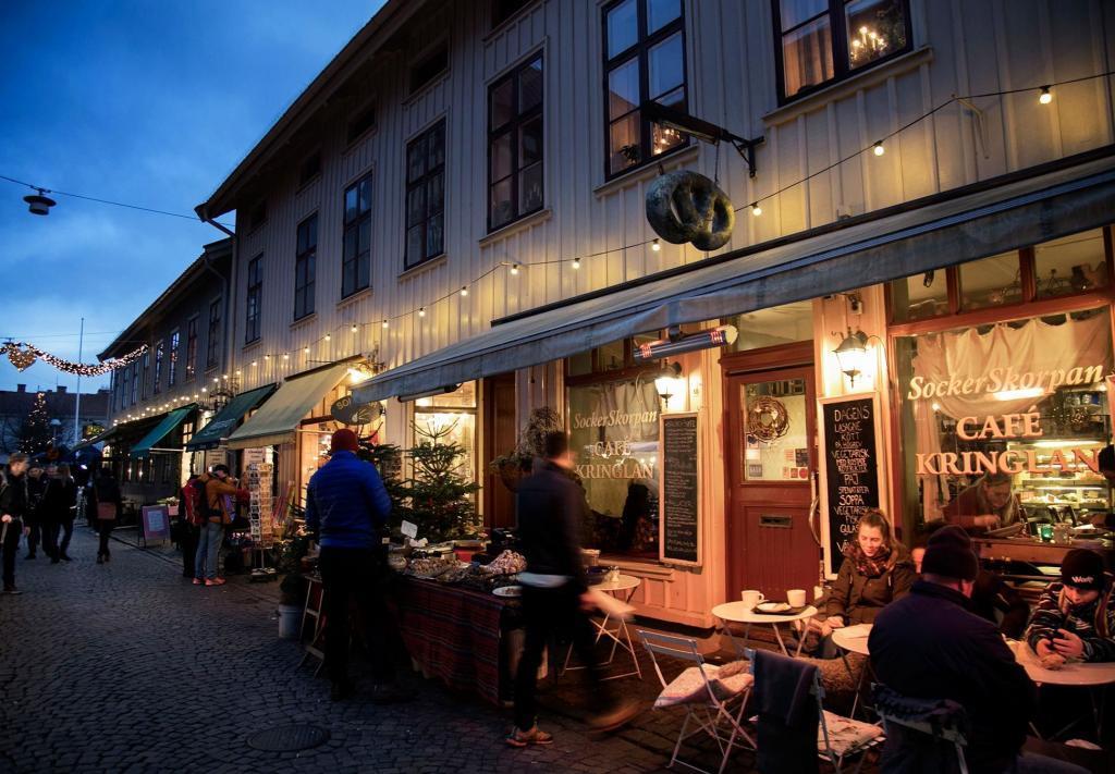 Julmarknad tjolöholm 2020