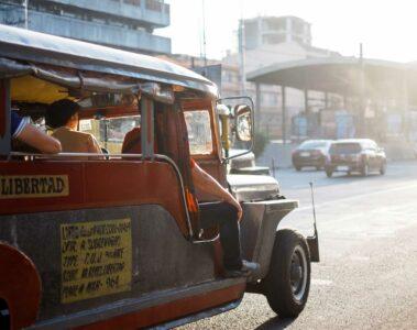 Manila Jeepney, The Philippines