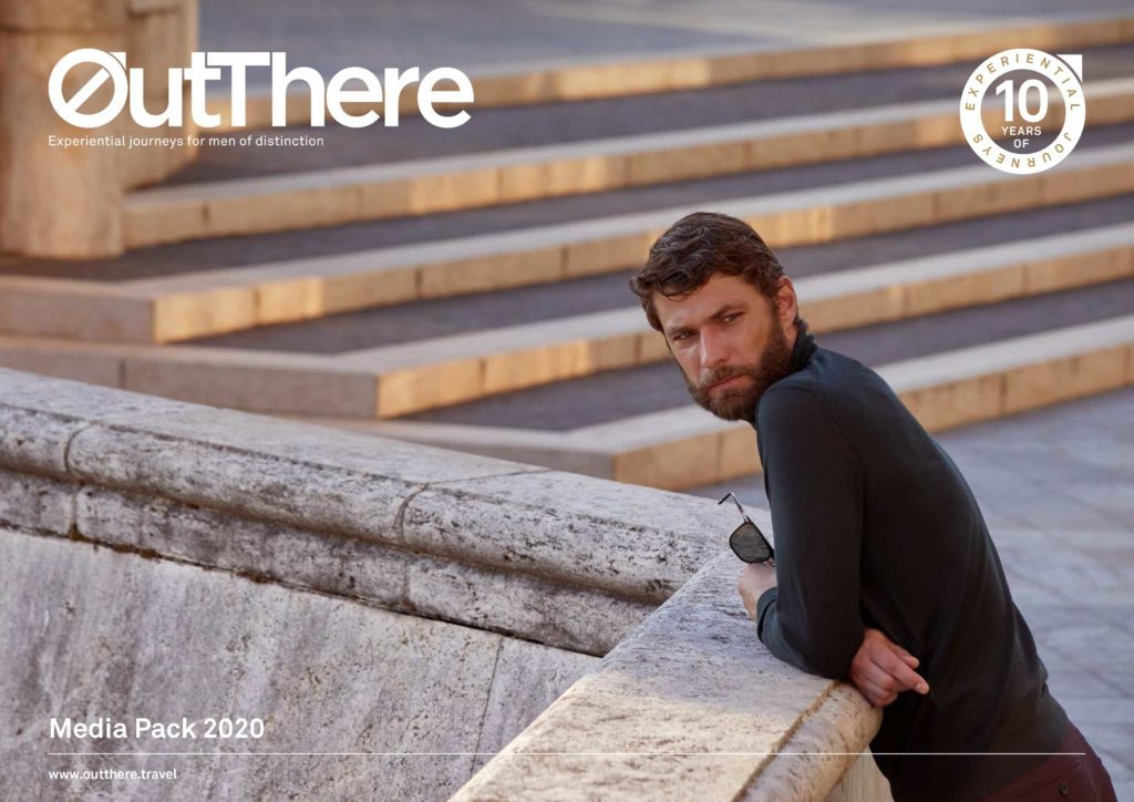 OutThere Magazine Media Pack 2020