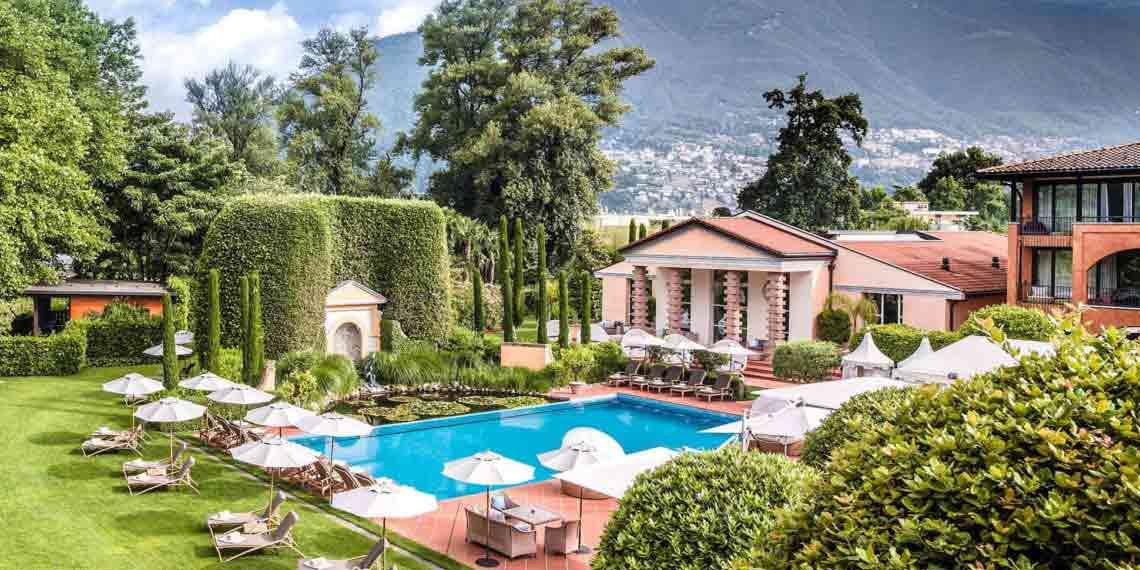 Giardino Ascona, Ticino, Switzerland