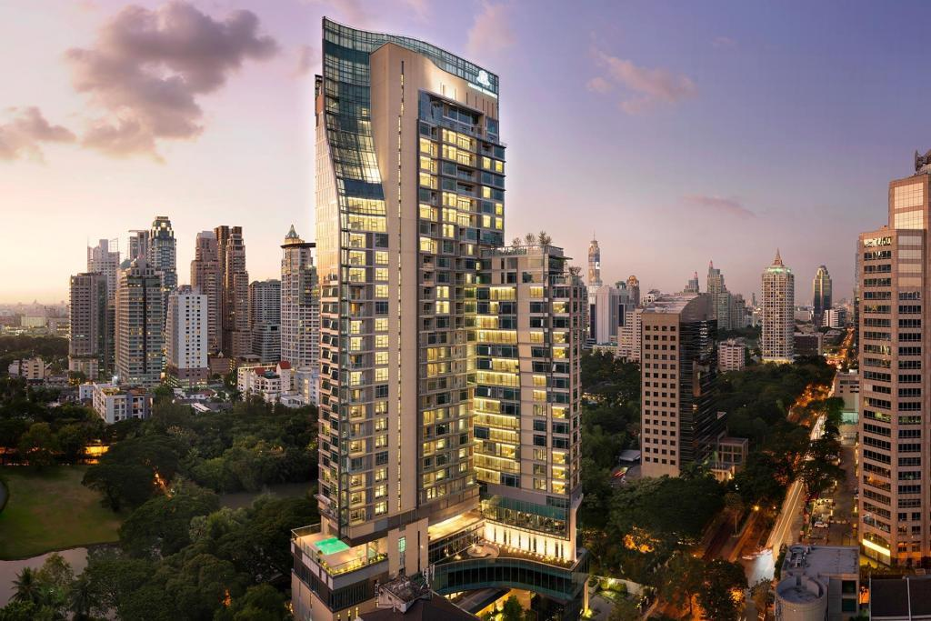 Oriental Residence, Bangkok, Thailand