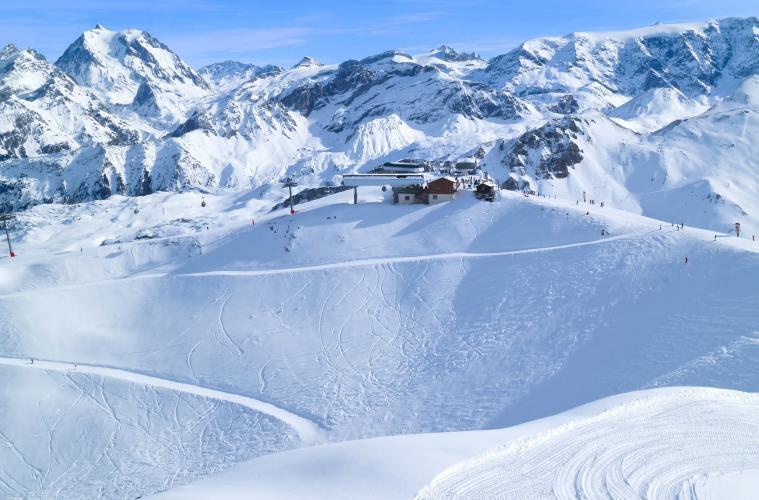 Grandes Alpes Hotel, Courchevel, France