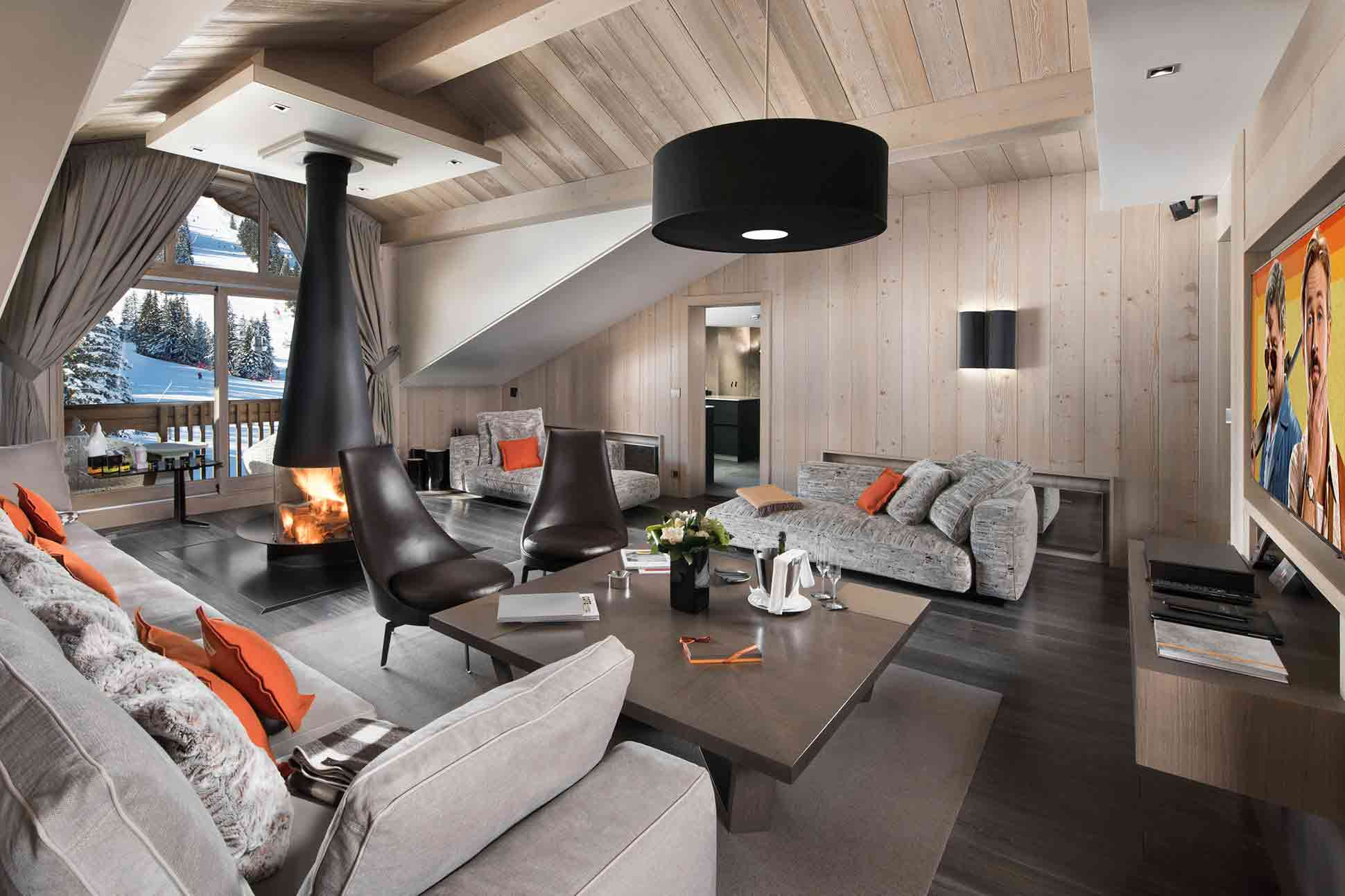 Grandes Alpes Hotel, Courchevel, France
