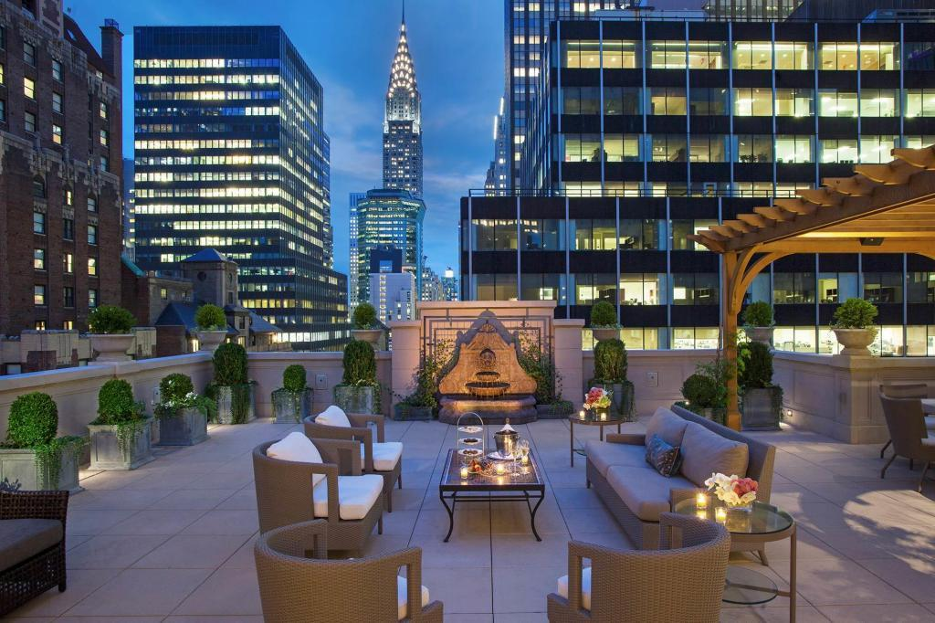 Intercontinental New York Barclay, NYC, USA