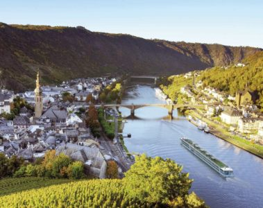 Emerald Waterways cruise, Cochem, Germany