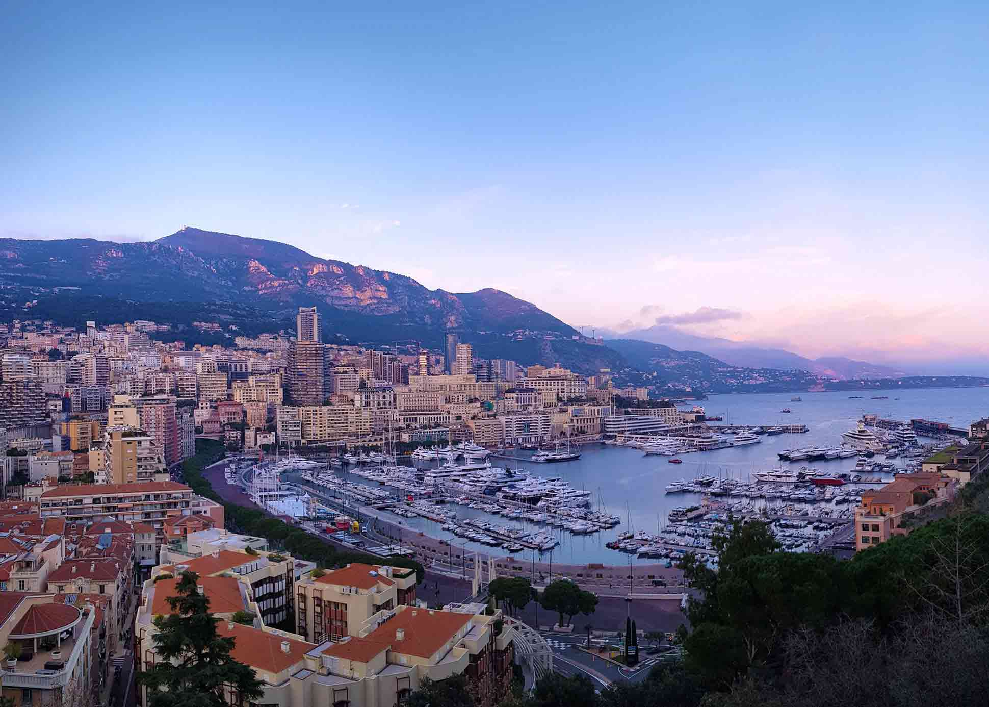 Monaco: <br> Principality play