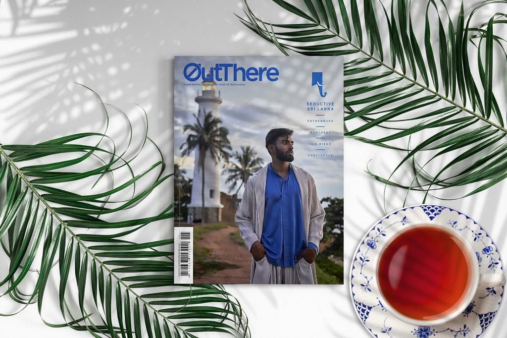 OutThere magazine's Seductive Sri Lanka Issue