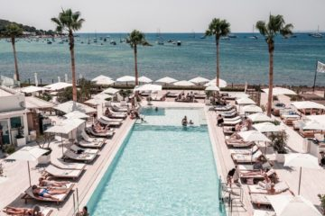 Nobu Ibiza Bay will host Stuart Cantor's Balearic Bliss exhibition when it reopens
