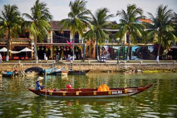 Hoi An, Vietnam. Photography by Martin Perry