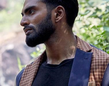 Model Tymeron Huban Carvalho in Sri Lanka